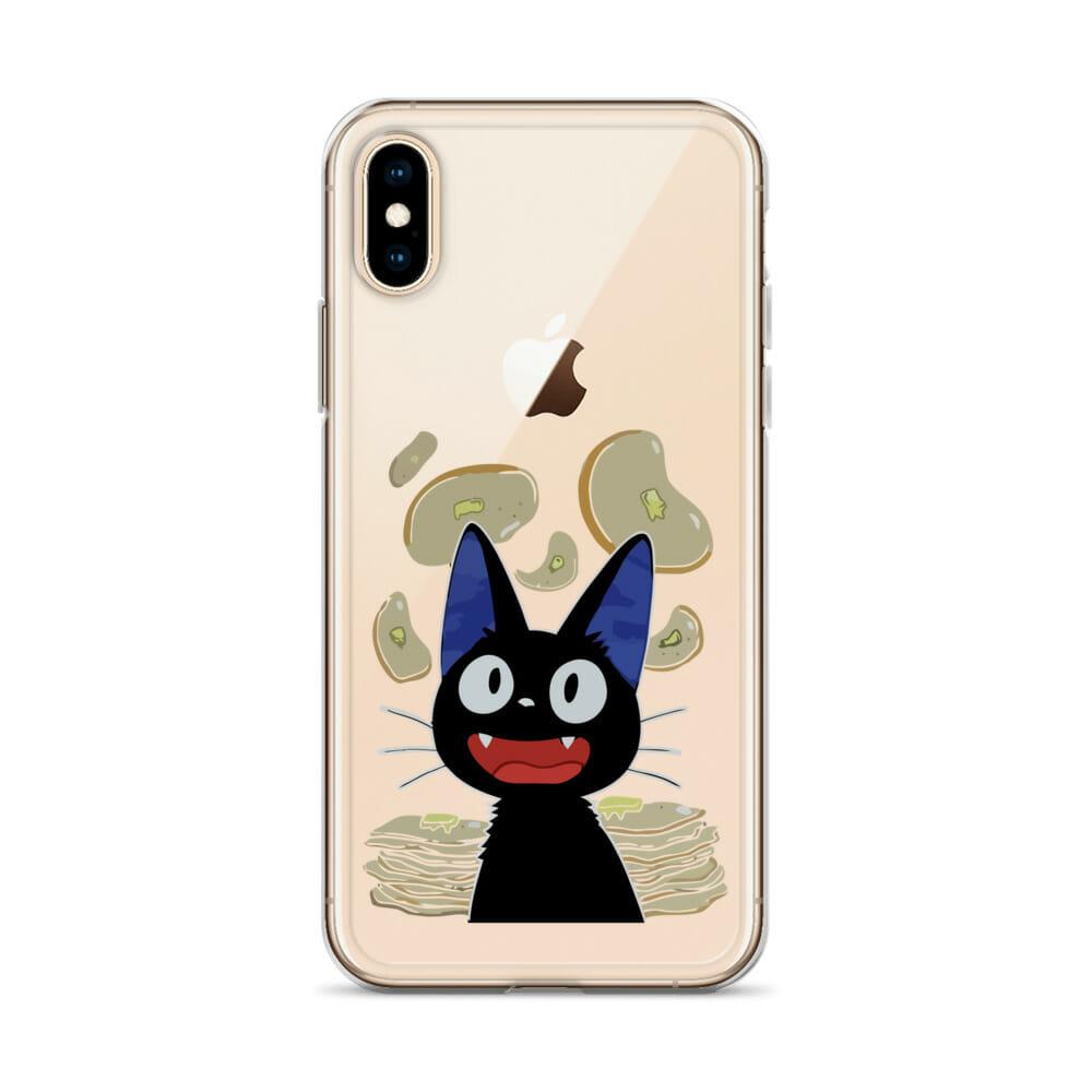 Kiki's Delivery Service – Jiji & Pancake iPhone Case