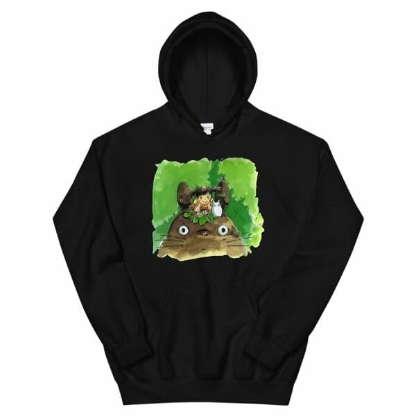My Neighbor Totoro & Mei Water Color Art Sweatshirt