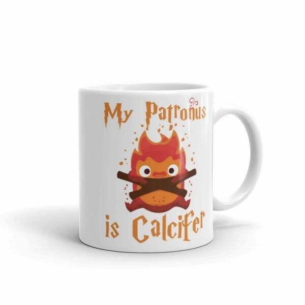 Howl's Moving Castle – My Patronus is Calcifer iPhone Case