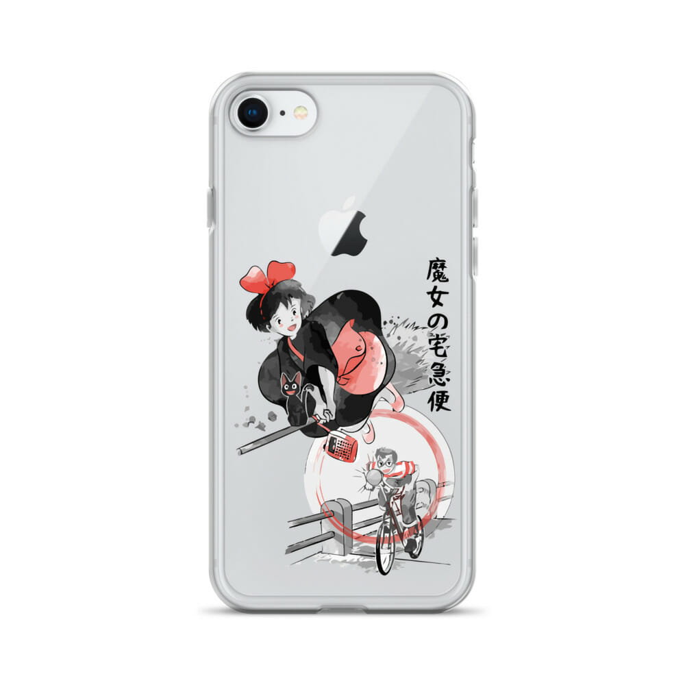 Kiki's Delivery Service – Kiki & Tombo iPhone Case