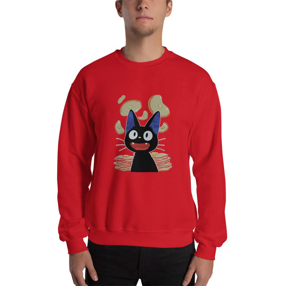 Kiki's Delivery Service – Jiji & Pancake Sweatshirt
