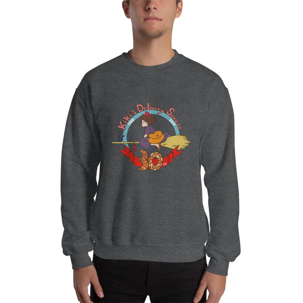 Kiki's Delivery Service 30th Anniversary Sweatshirt