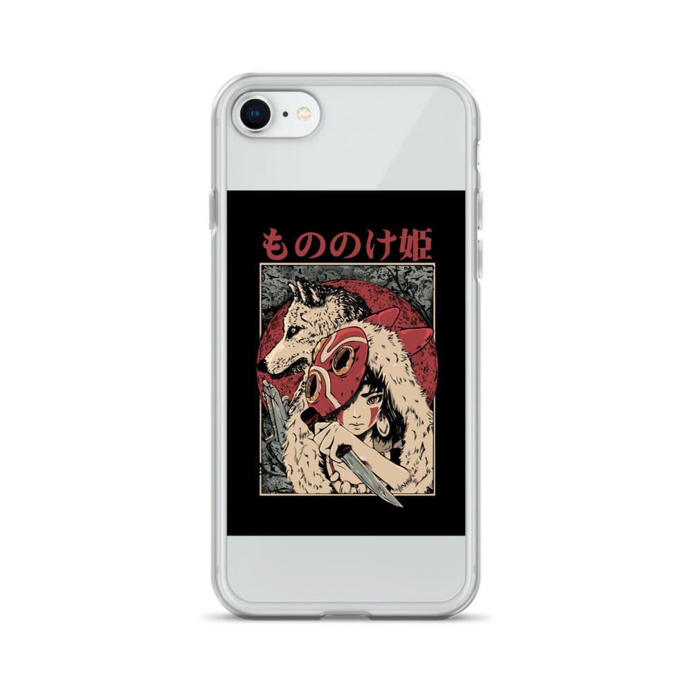 Princess Mononoke Vintage iPhone Case