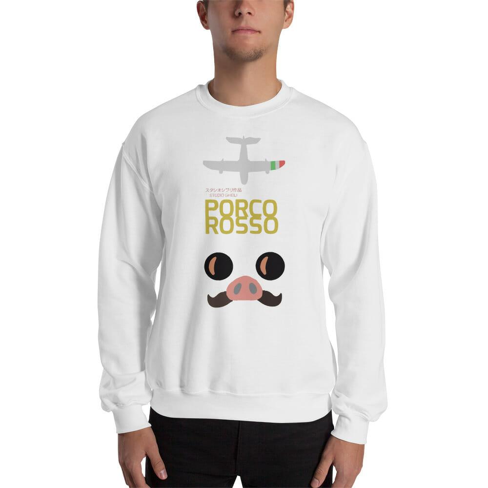 Porco Rosso Sweatshirt Unisex