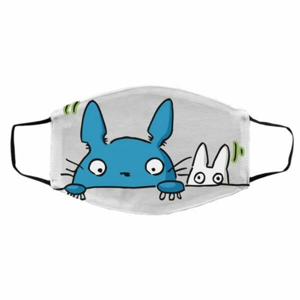Mini Twins Totoro Face Mask
