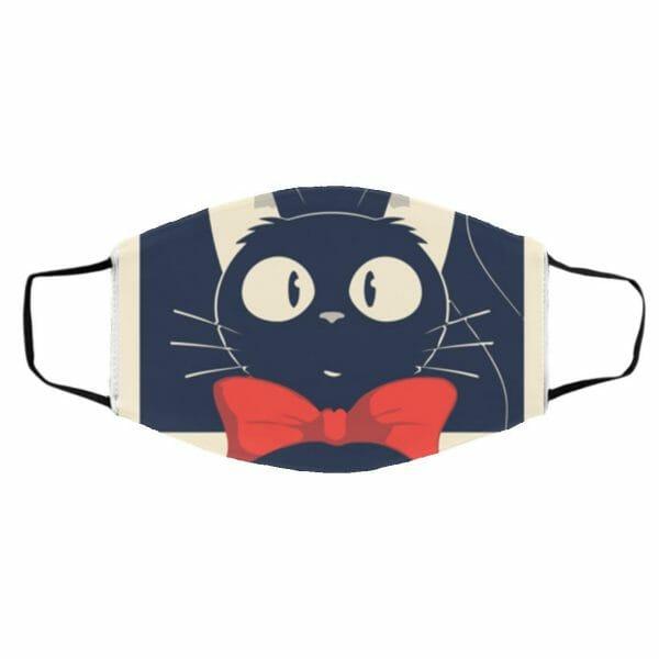 Kiki's Delivery Service Jiji Face Mask