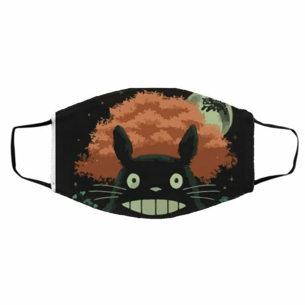 My Neighbor Totoro – The Magic Forest Face Mask