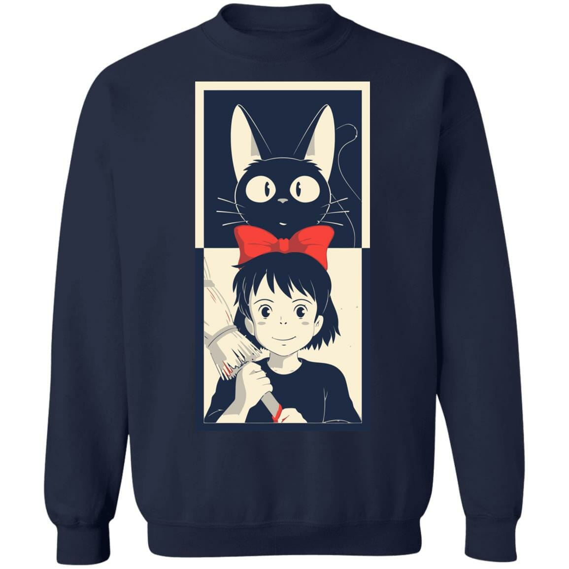 Kiki's Delivery Service Sweatshirt Unisex
