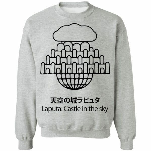 Laputa: Castle In The Sky Hoodie Unisex