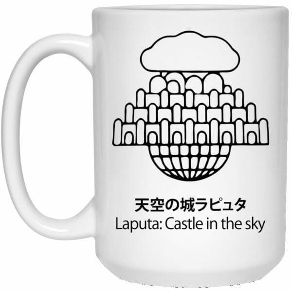 Laputa: Castle In The Sky Mug
