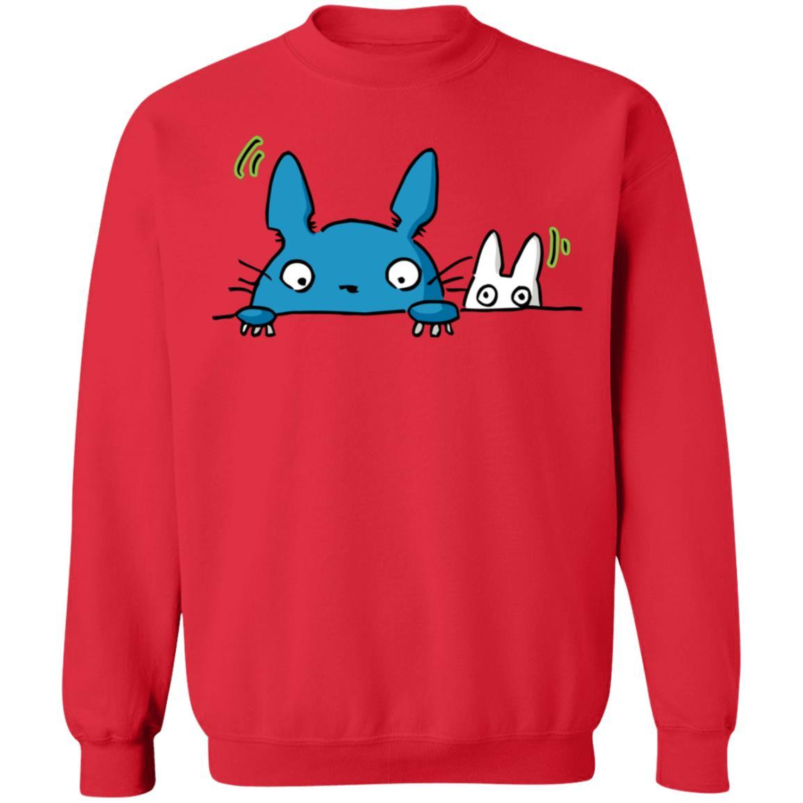 Mini Twins Totoro Sweatshirt Unisex