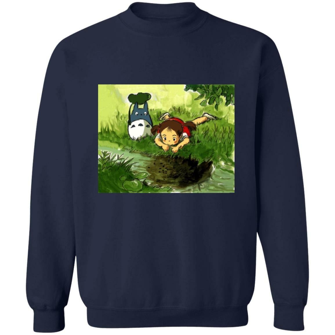 My Neighbor Totoro – Playing Mei Sweatshirt Unisex