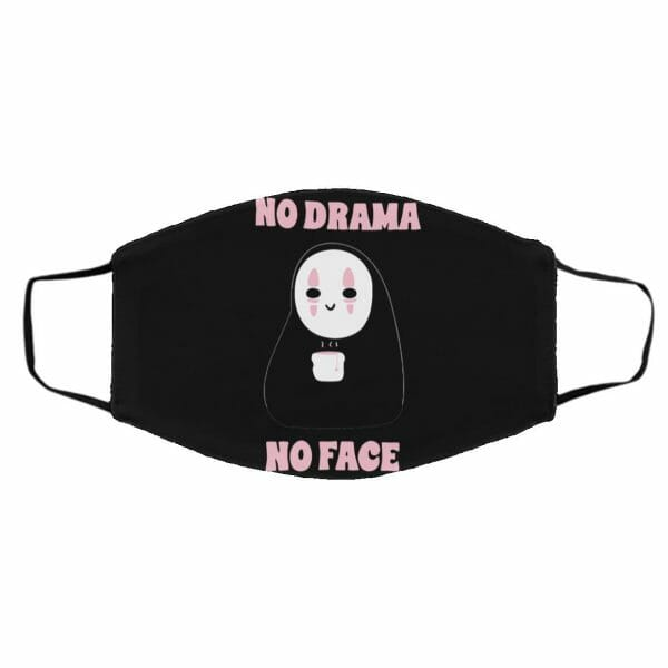 No Drama, No Face Face Mask