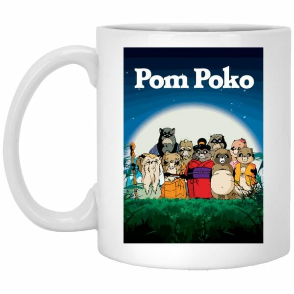 Pom Poko Poster Mug