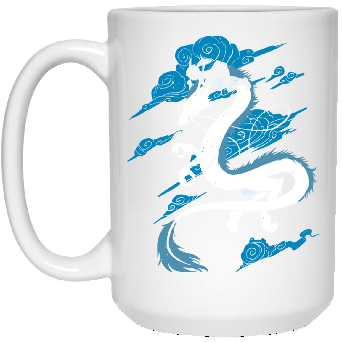 Spirited Away – Sen Riding Haku Dragon Mug