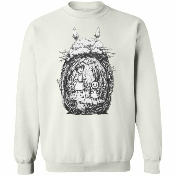 My Neighbor Totoro – Mei and Sastuki in the Forest Hoodie