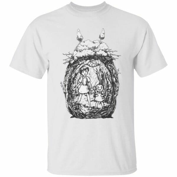 My Neighbor Totoro – Mei and Sastuki in the Forest Sweatshirt