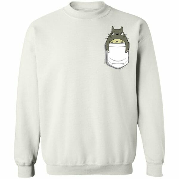 Spirited Away – Soot Ball in pocket Sweatshirt