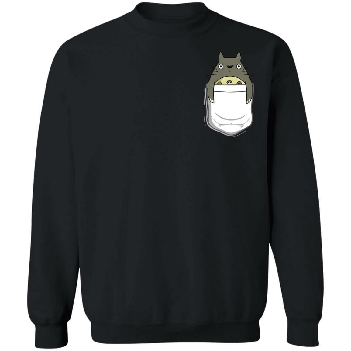 Totoro in Pocket Sweatshirt