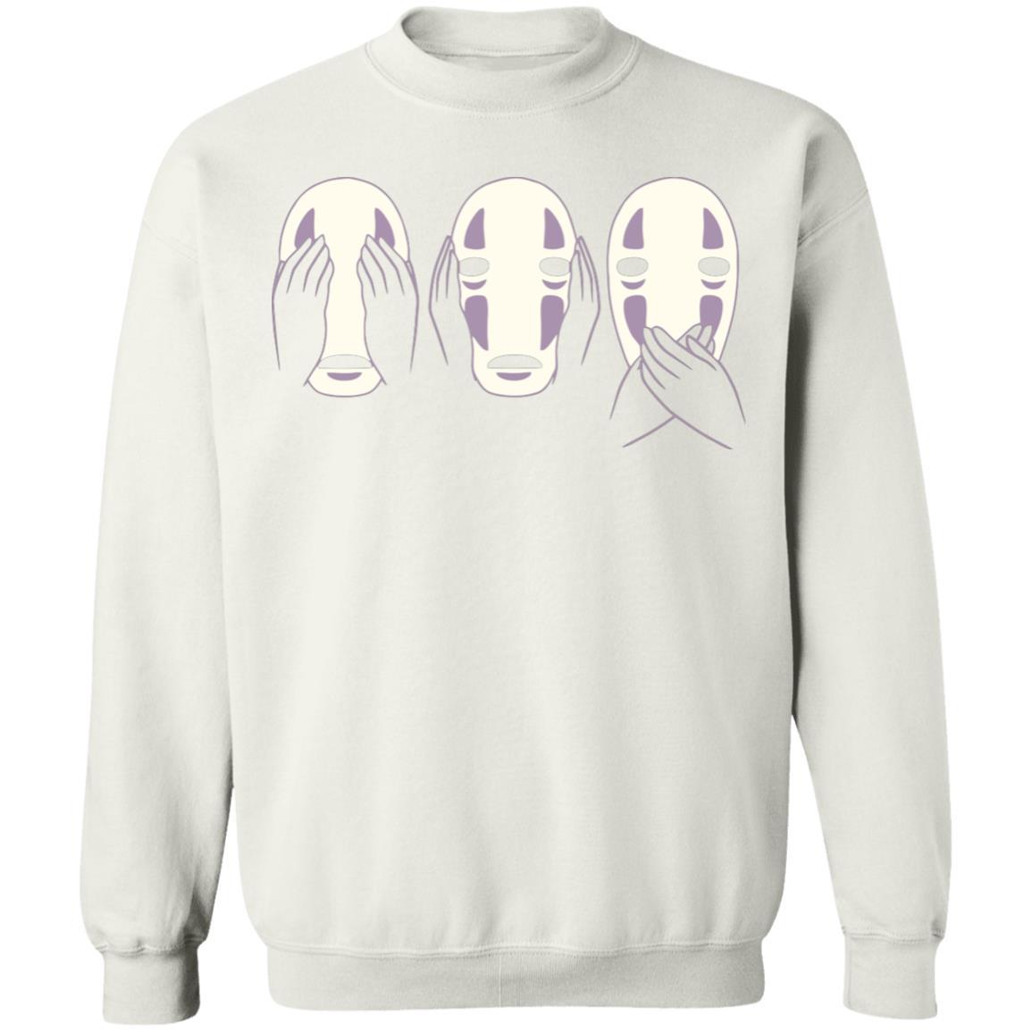 Kaonashi No Face Sweatshirt