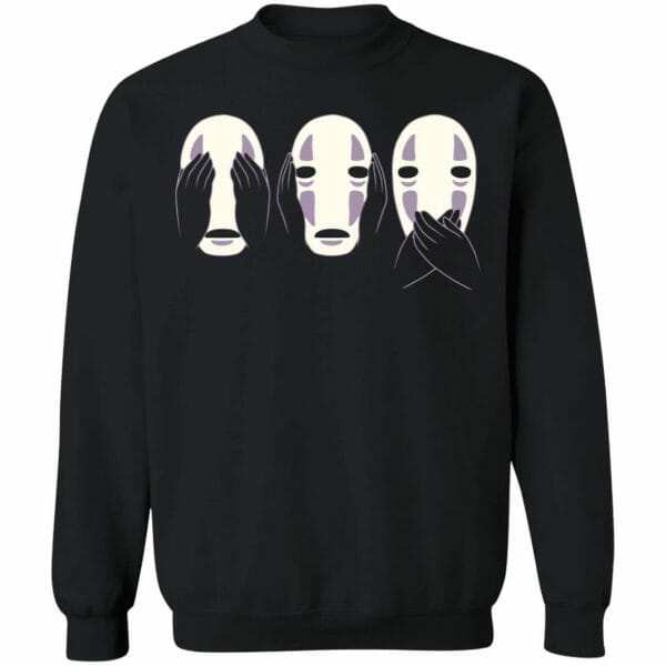 Kaonashi No Face Sweatshirt