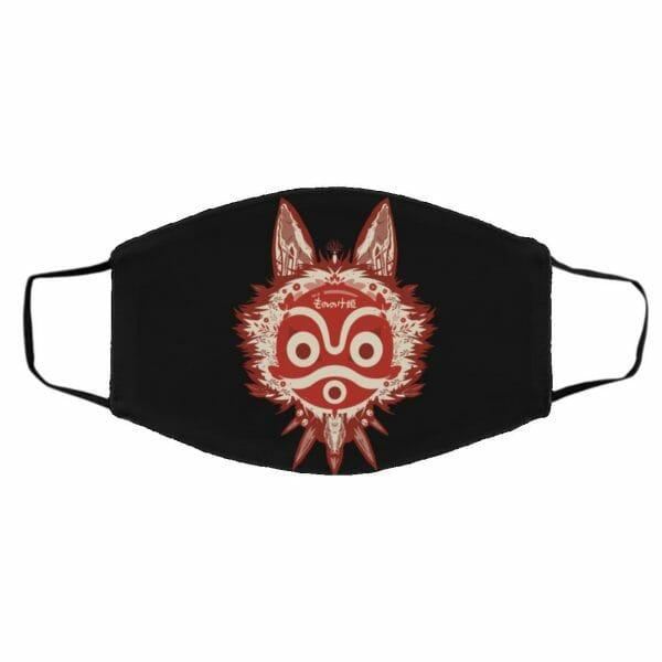Princess Mononoke Mask Face Mask