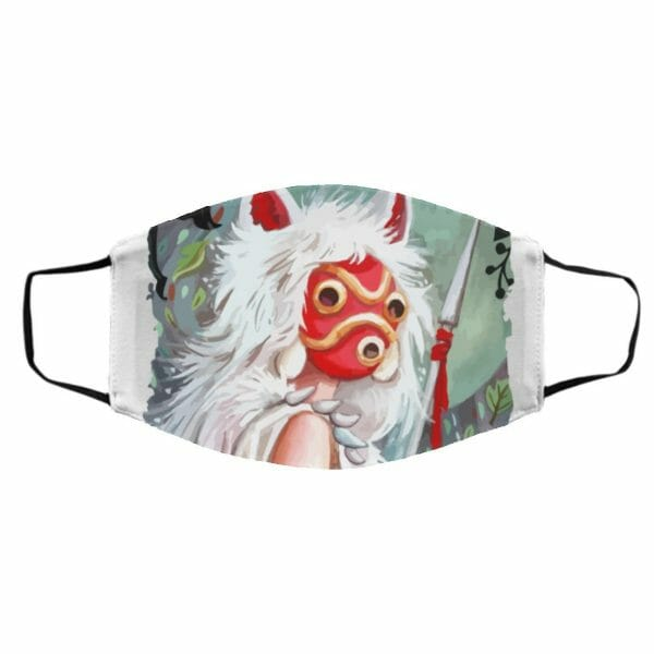 Princess Mononoke – Forest Guardian Face Mask