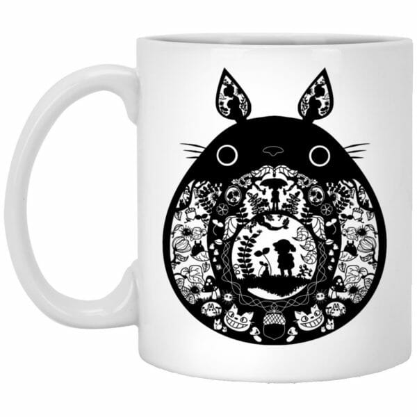 My Neighbor Totoro – Ester Egg Art Mug