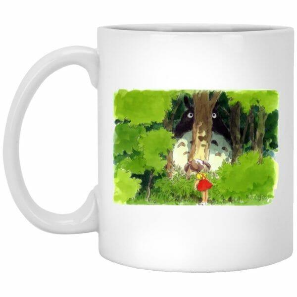 My Neighbor Totoro – Cat Bus Logo Mug