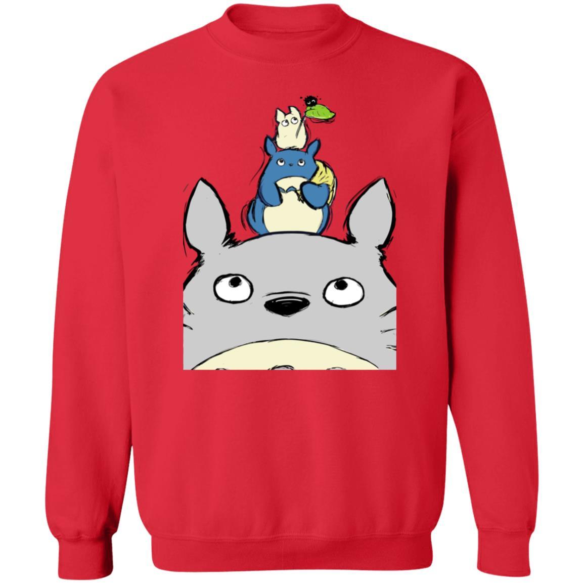 Totoro Family Sweatshirt