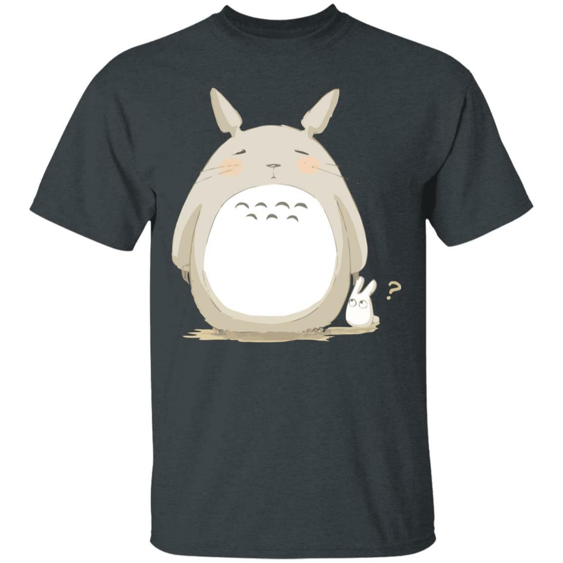 Cute Totoro Pinky Face T Shirt