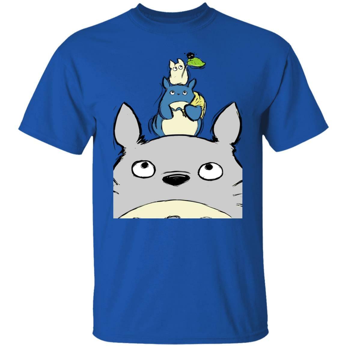 Totoro Family T Shirt