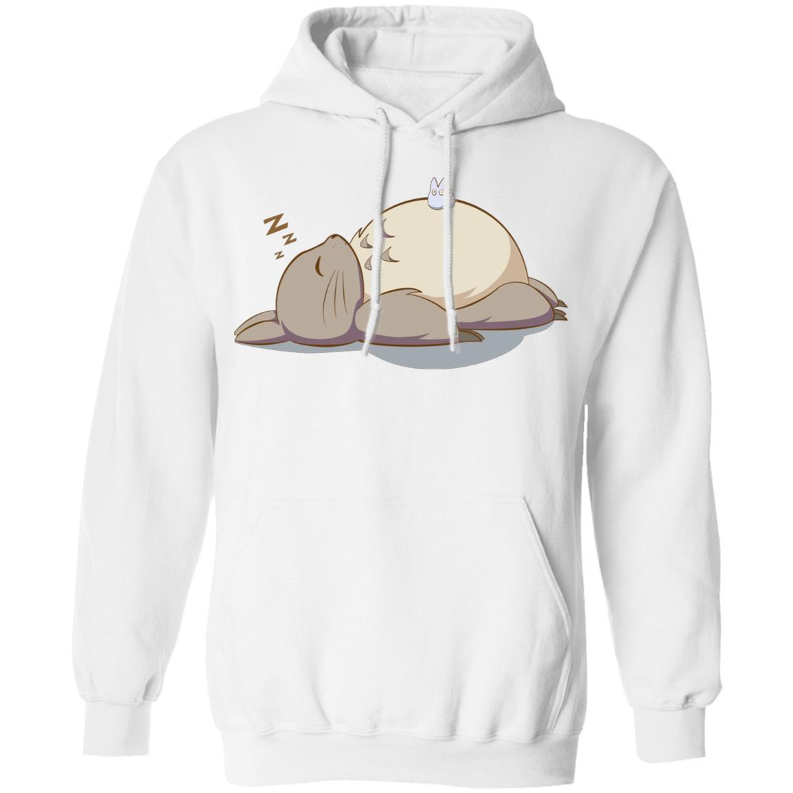 Sleeping Totoro Hoodie