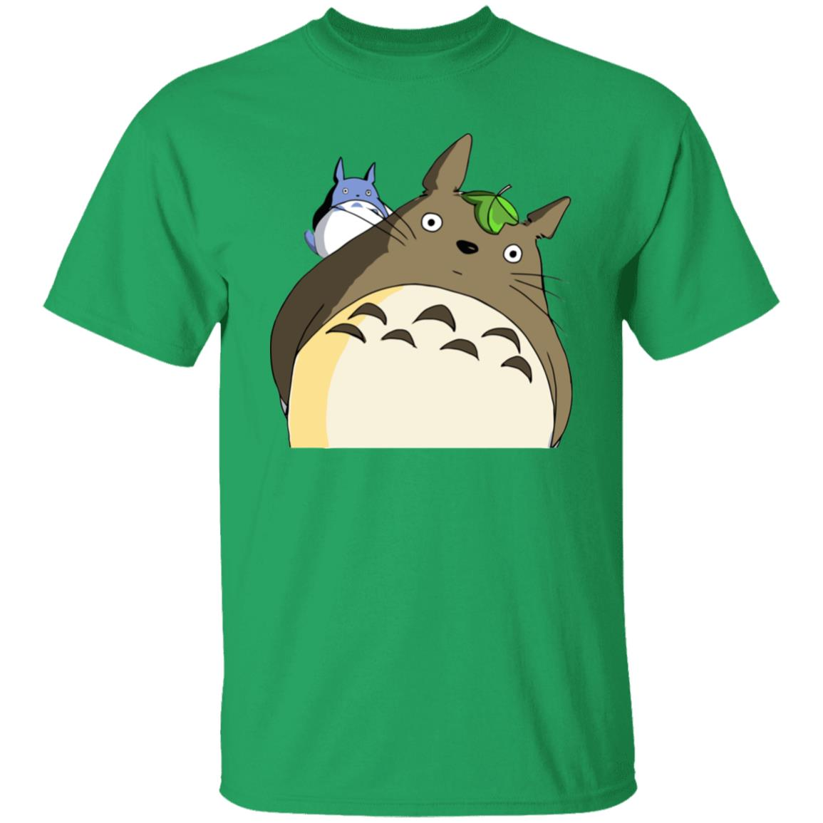 The Curious Totoro T Shirt