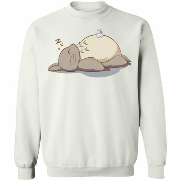 Totoro – Jump over the cow playing Hoodie