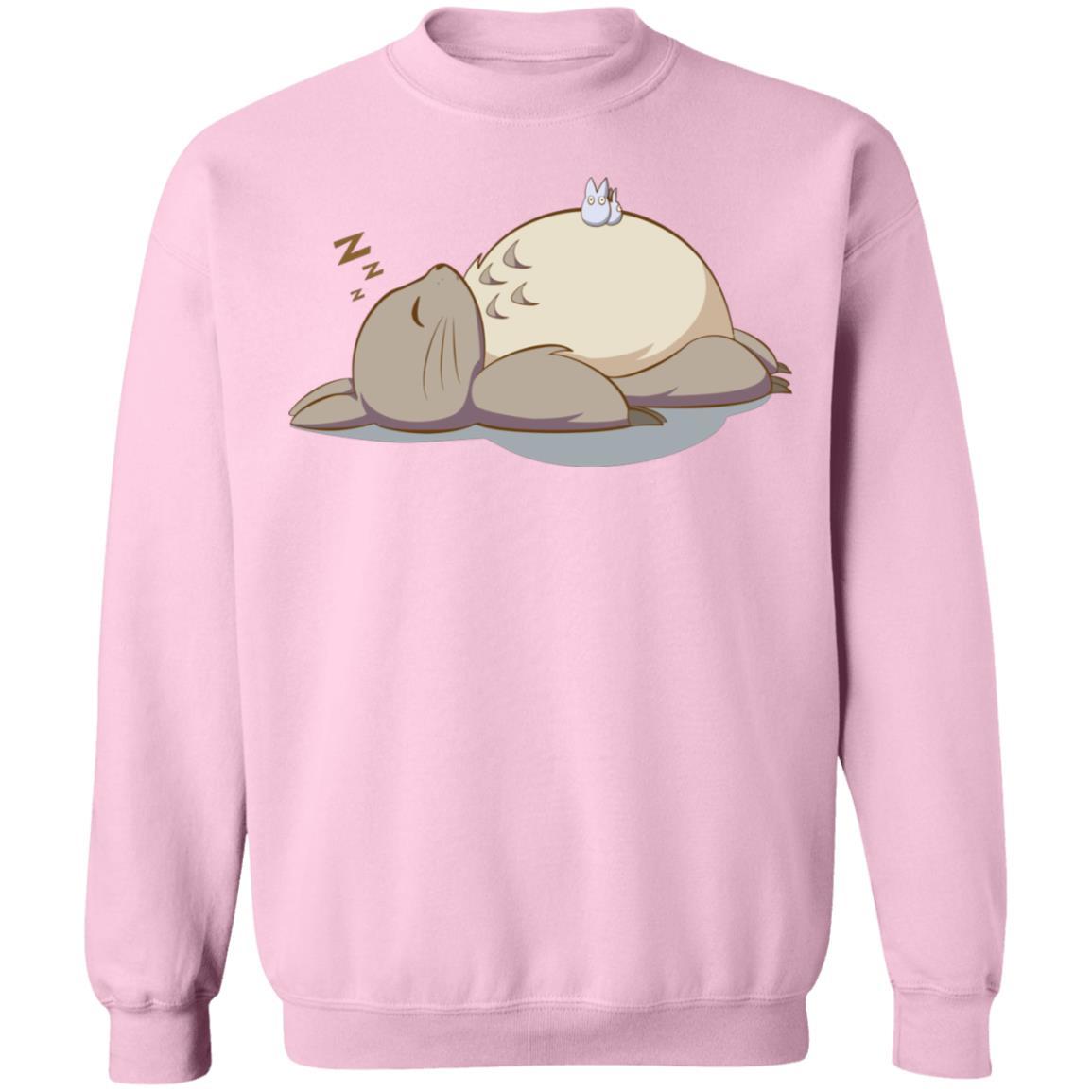 Sleeping Totoro Sweatshirt
