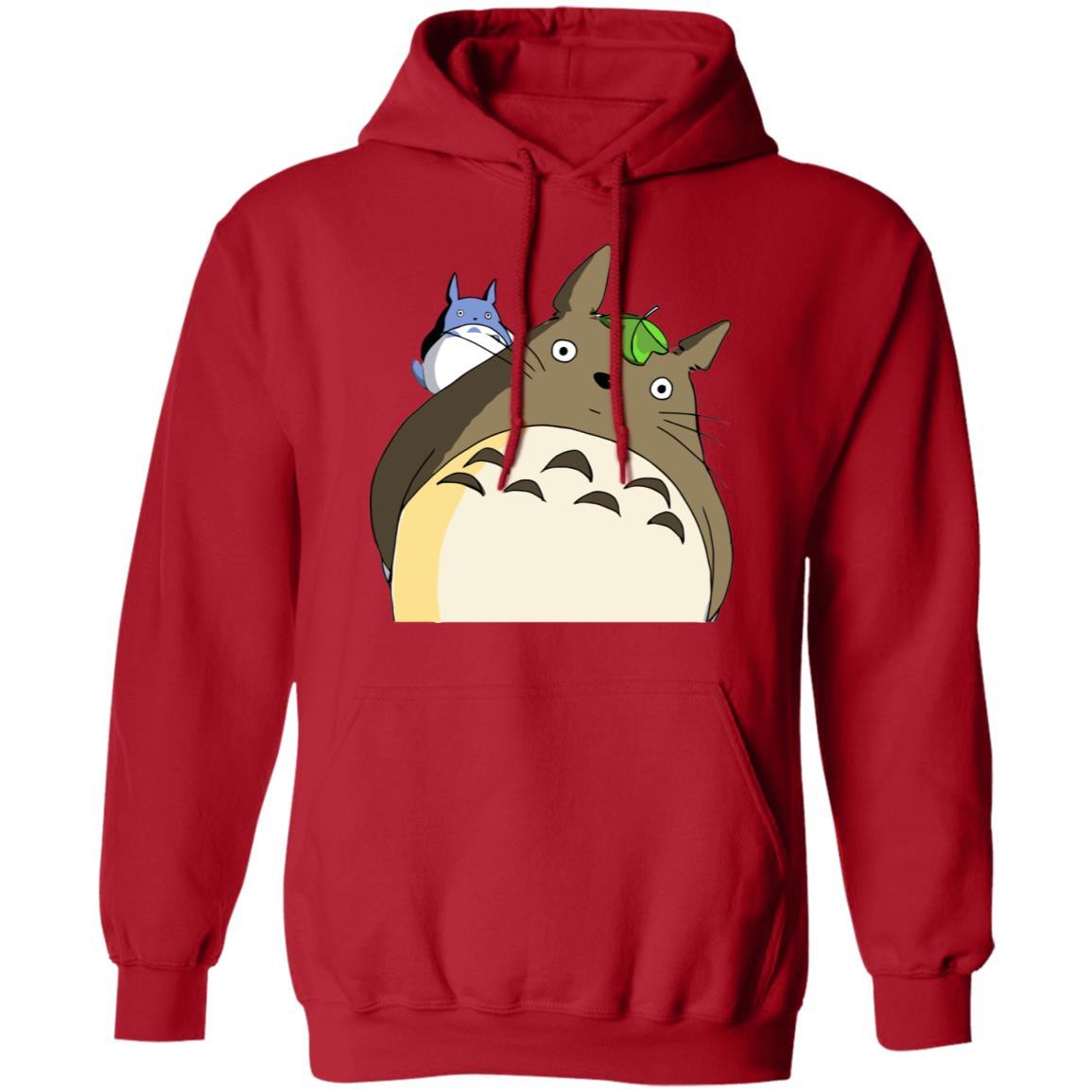 The Curious Totoro Hoodie