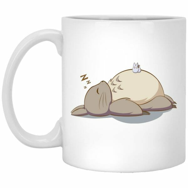 Totoro – Jump over the cow playing Mug