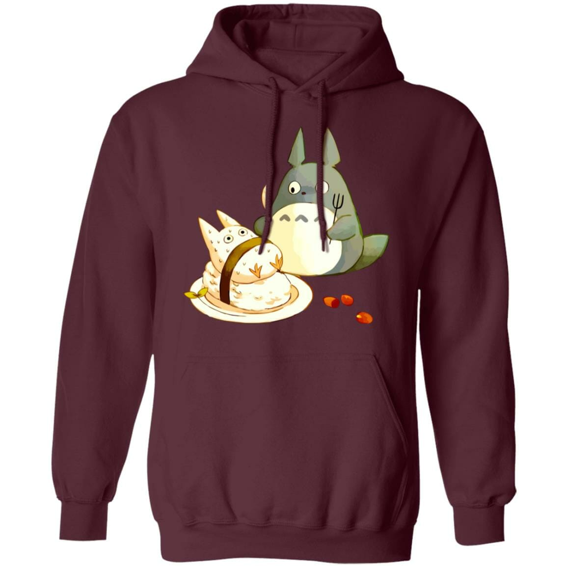 Totoro Sushi Hoodie