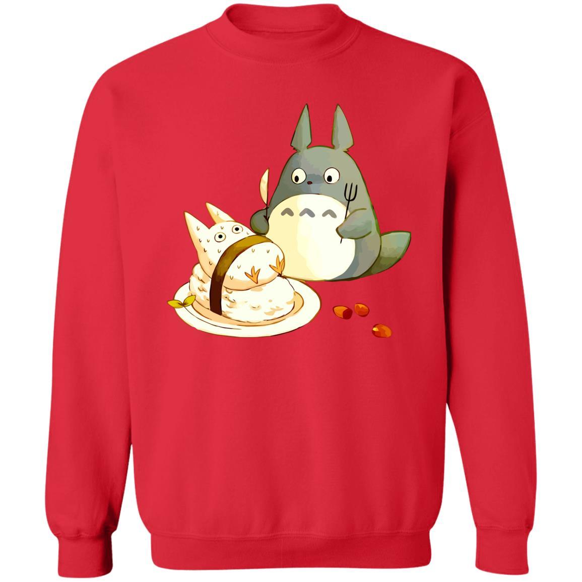 Totoro Sushi Sweatshirt