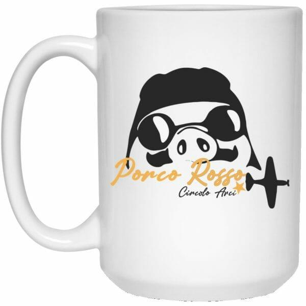 Porco Rosso Logo Mug