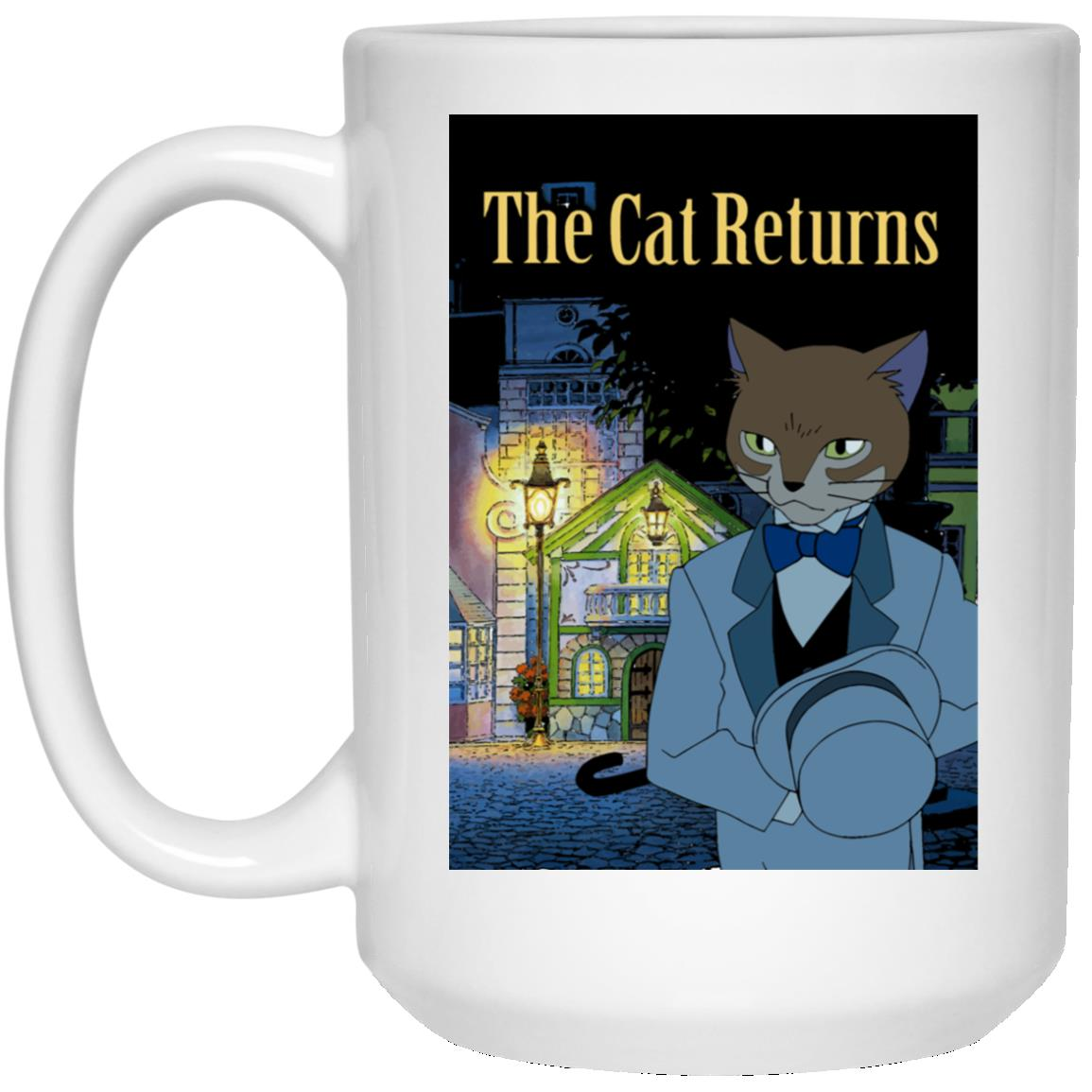 The Cat Returns Poster Mug