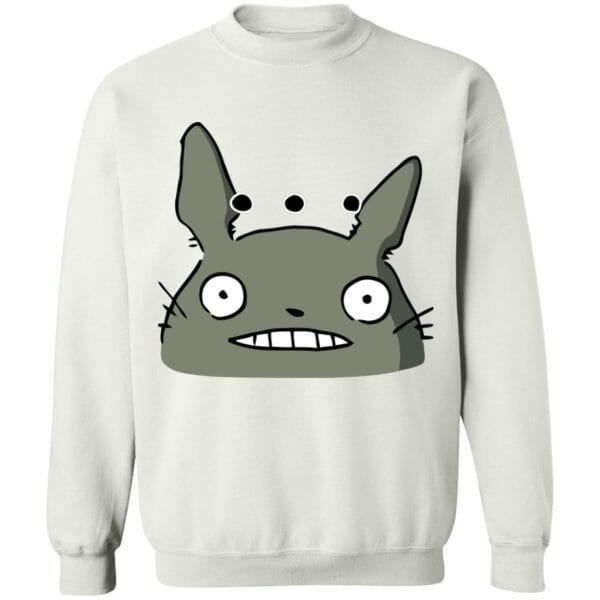 Totoro Poker Face Hoodie Unisex