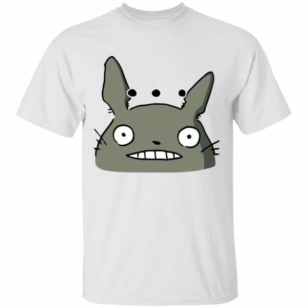Totoro Poker Face Sweatshirt Unisex
