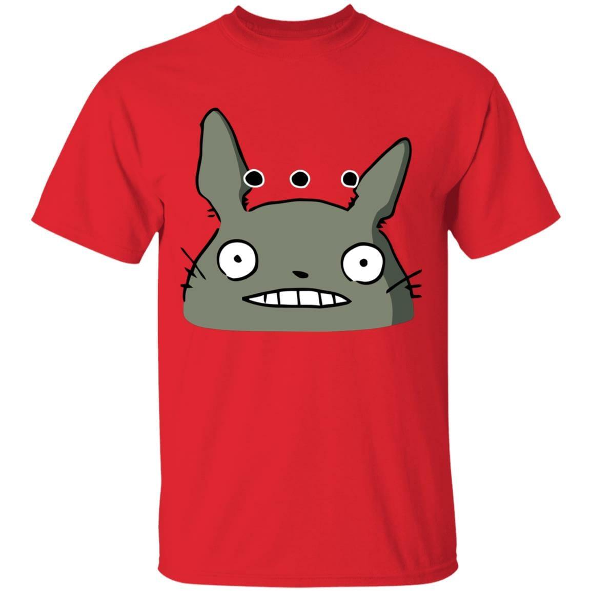 Totoro Poker Face T Shirt Unisex