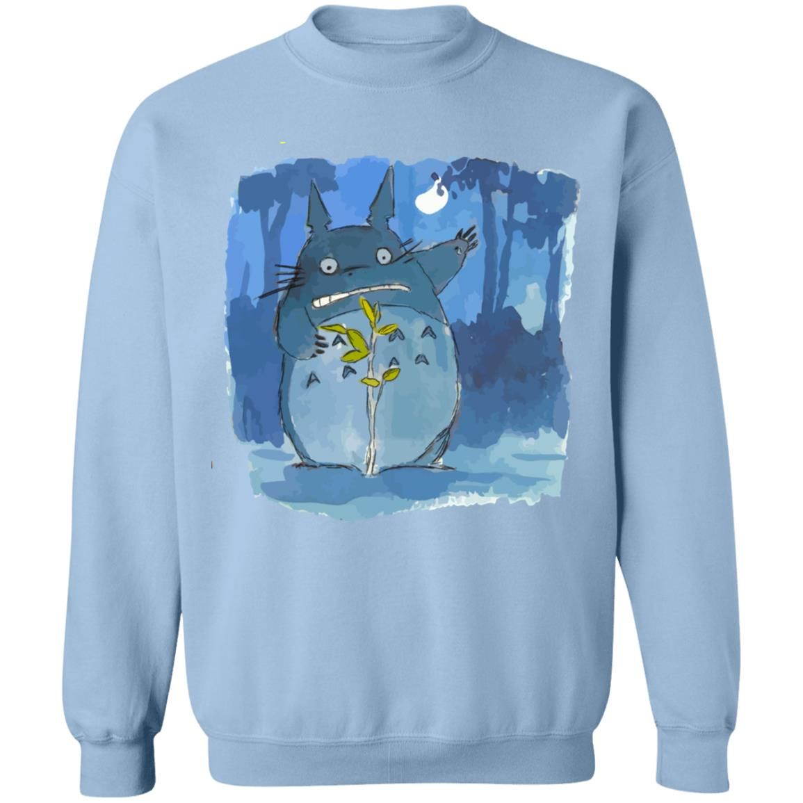 My Neighbor Totoro – Midnight Planting Sweatshirt Unisex
