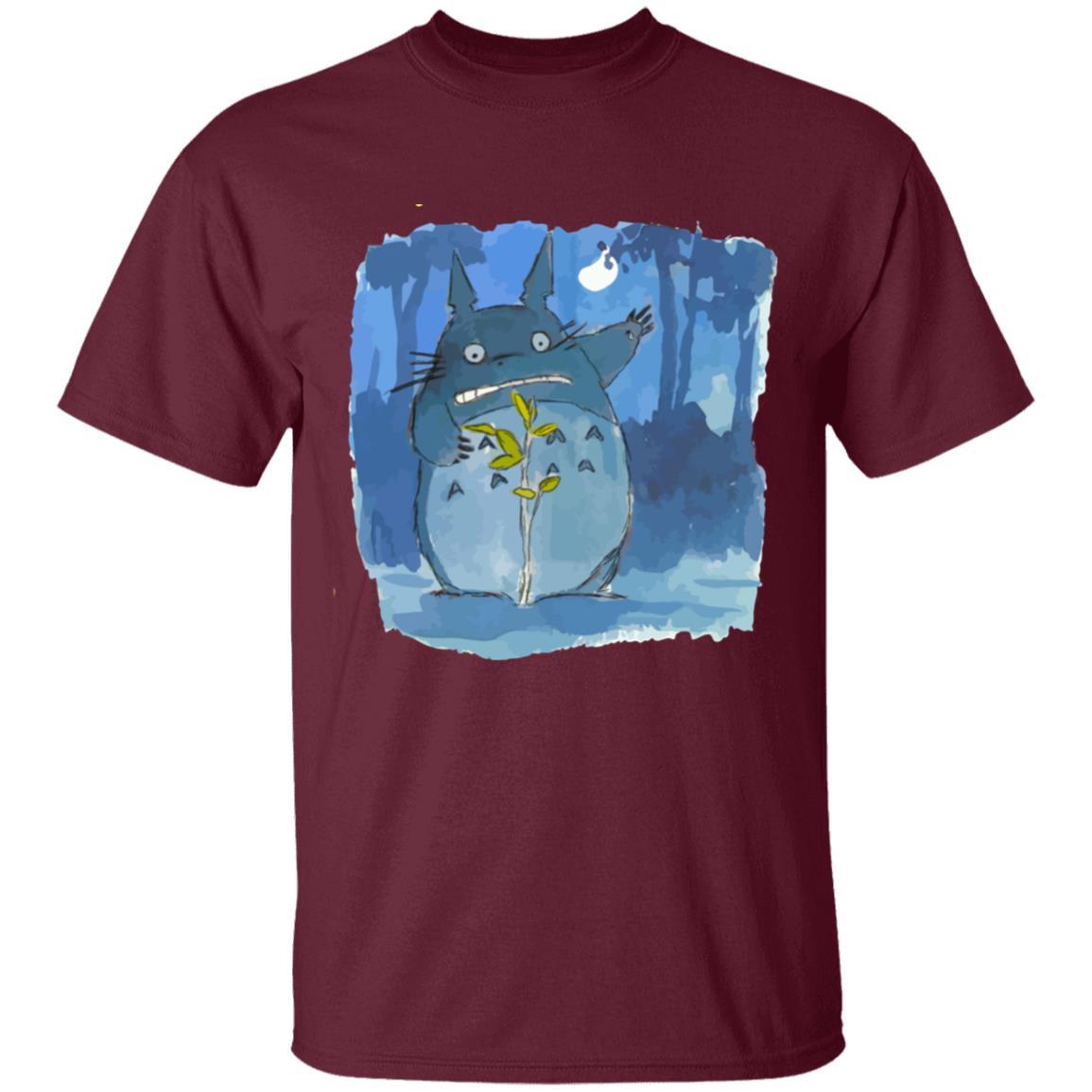 My Neighbor Totoro – Midnight Planting T Shirt Unisex