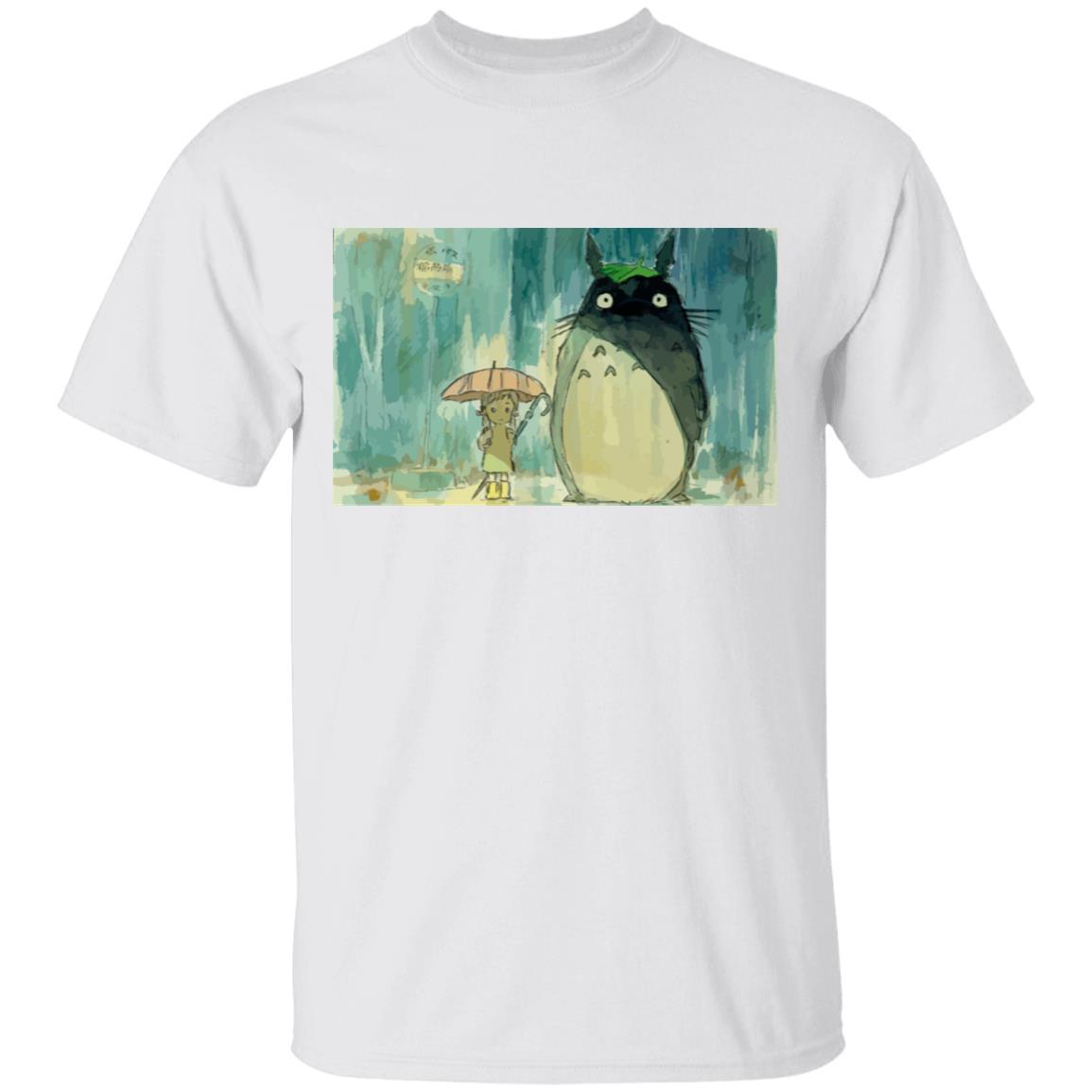 My Neighbor Totoro Original Poster T Shirt Unisex