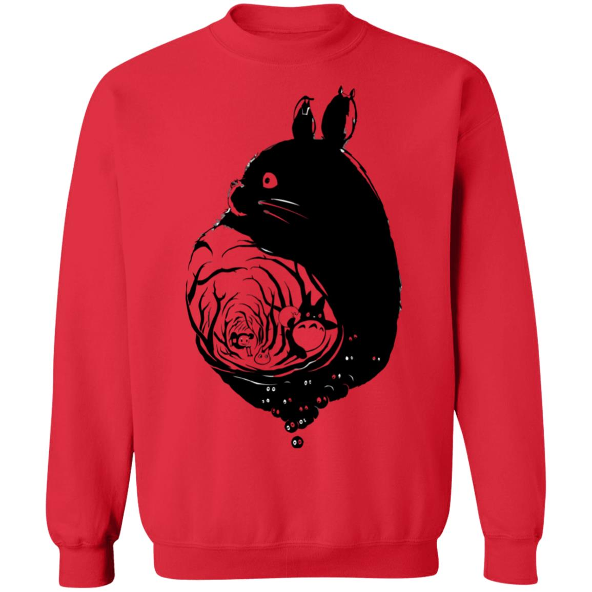 My Neighbor Totoro – Into the Forest Sweatshirt Unisex