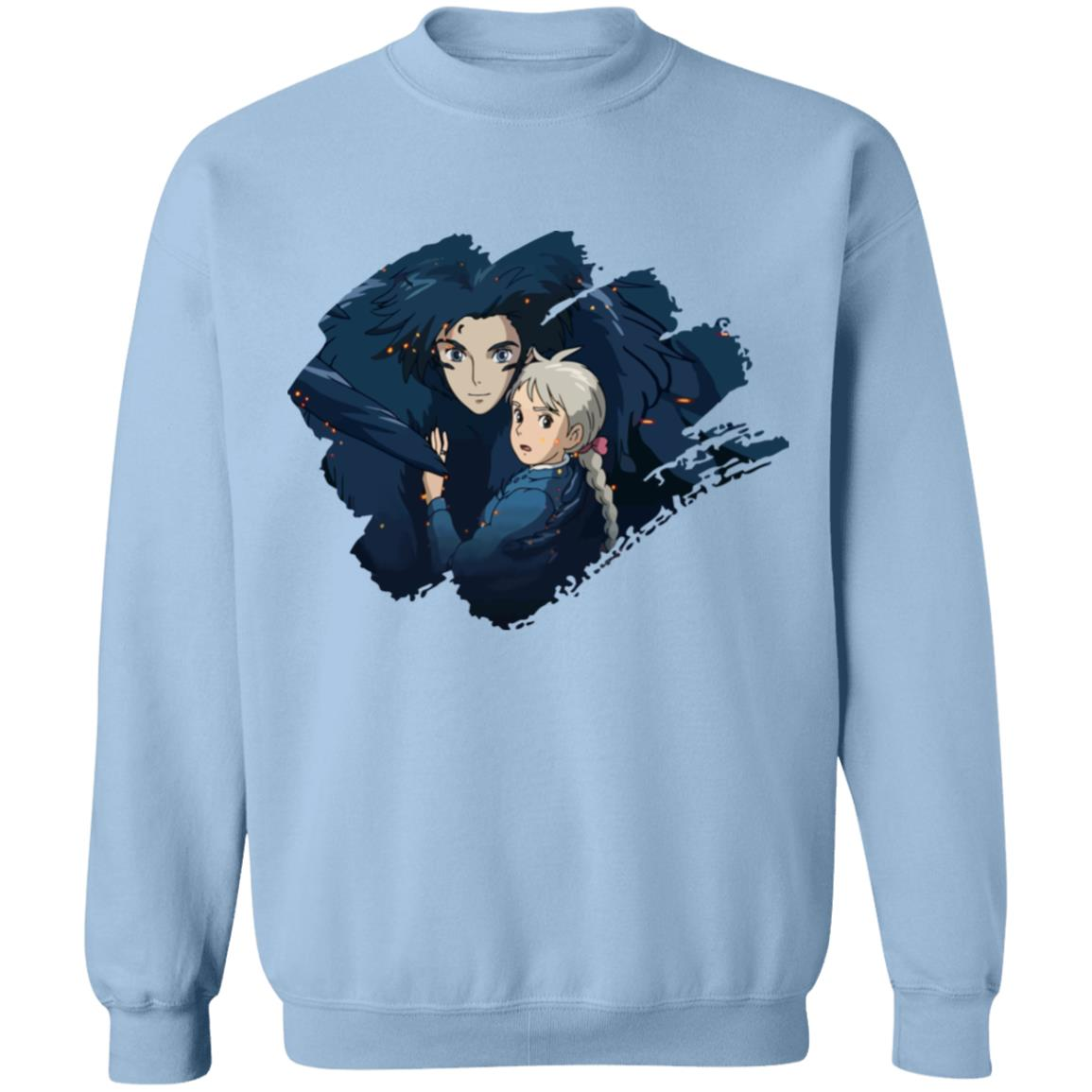 Howl and Sophia Sweatshirt Unisex